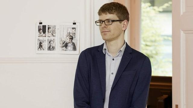 Der Urner Politologe Tobias Arnold