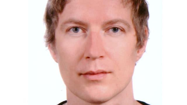 Porträtfoto von Sören Grammel, dem neuen Leiter des Museums für Gegenwartskunst Basel