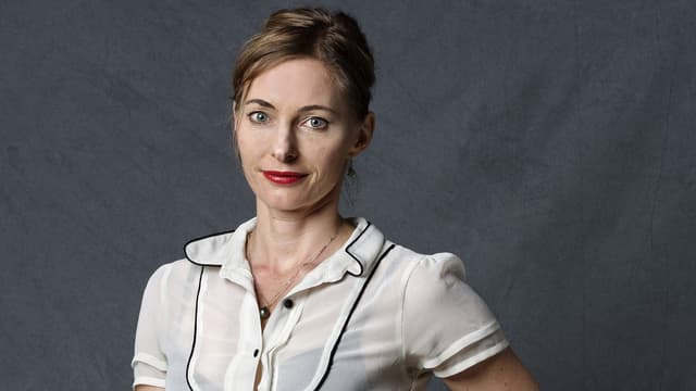 Porträt von Michèle Binswanger.