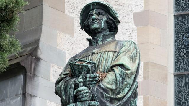 Ulrich Zwingli, l'emprim refurmatur da Turitg