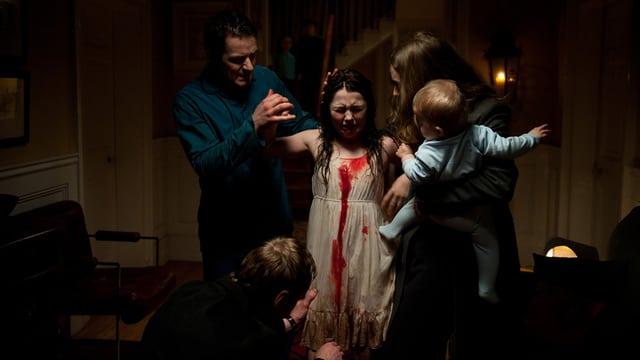 Szene aus «Dark Touch»