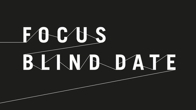 Logo Focus Blind Date