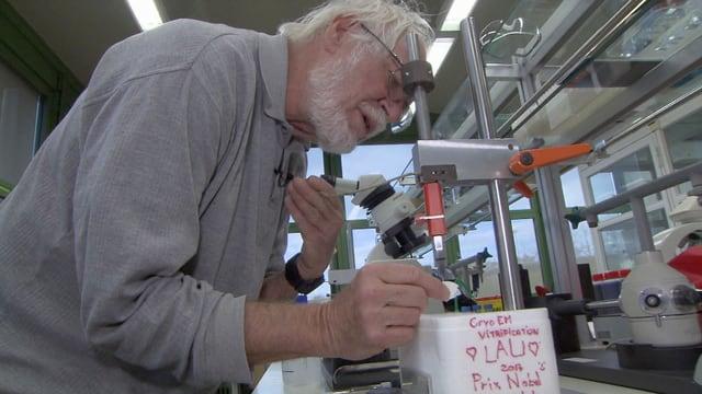 Video «Die Last eines Nobelpreises» abspielen