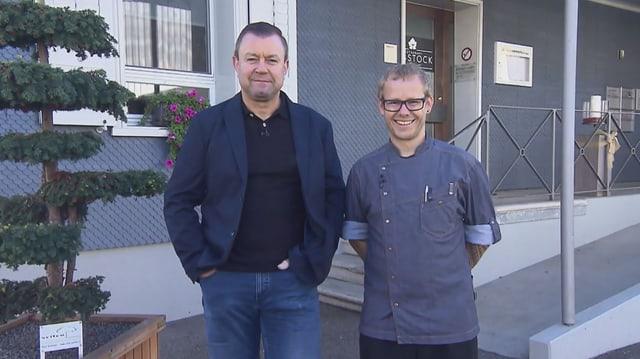 Video «Kanton St. Gallen – Tag 2 – Restaurant Rebstock, Wil» abspielen