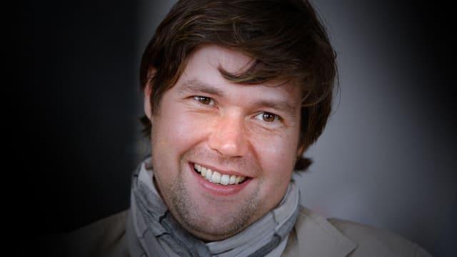 Sein Eigenwille und Mut als Filmschaffender wurde belohnt: Michael Steiner.