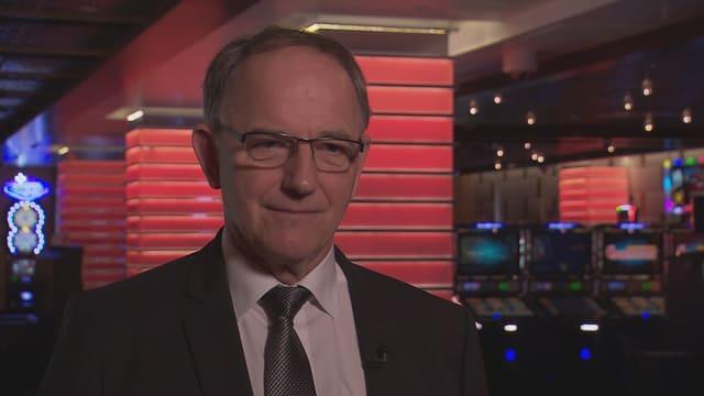 Marc Baumann, Geschäftsführer Swiss Casinos-Gruppe