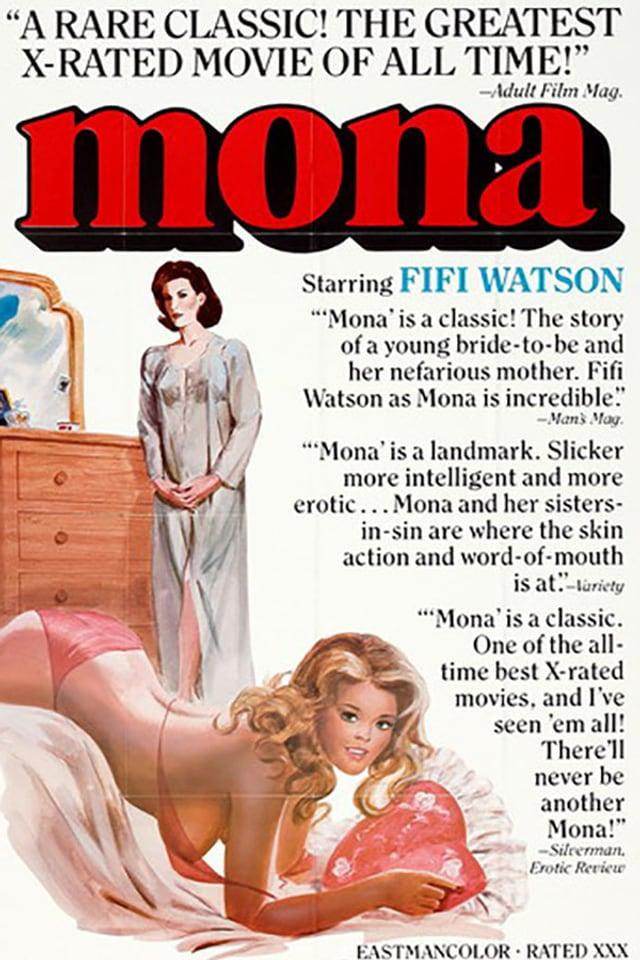Ein Ausschnitt aus dem Filmplakat von «Mona the Virgin Nymph».