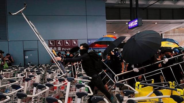 Die Proteste in Hongkong