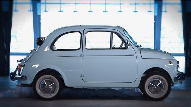 Video ««Fiat 500 Nuova» – «Tschinggä-Rucksäckli»» abspielen