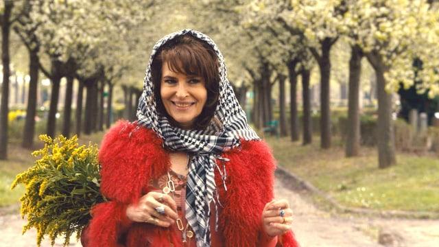 Fanny Ardant in Lola Pater.