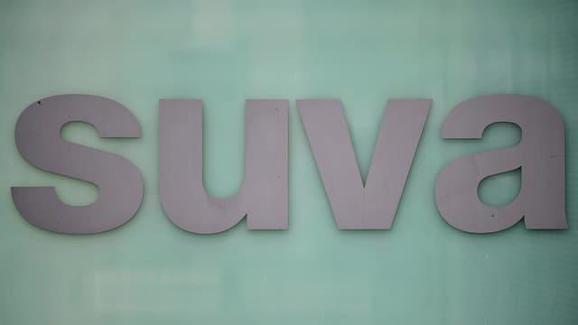 Logo da la Suva.