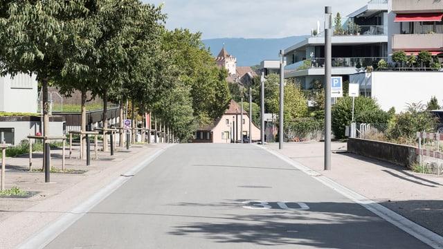 Zone 30 in Rheinfelden