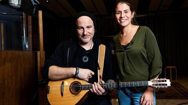 Video «Songmates: Eliane und Chrigel Glanzmann» abspielen