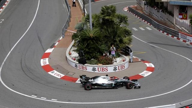 storta da 180 grads a Monaco.
