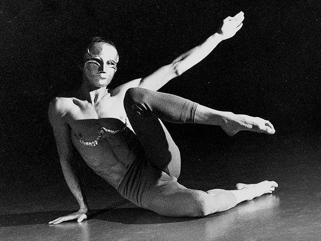 Ueli Kohler in «Mobile», Choreographie von Sigurd Leeder, 1975