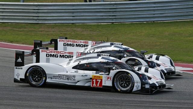 Zwei Porsche