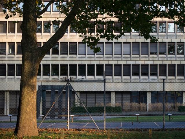 NDB-Sitz in Bern