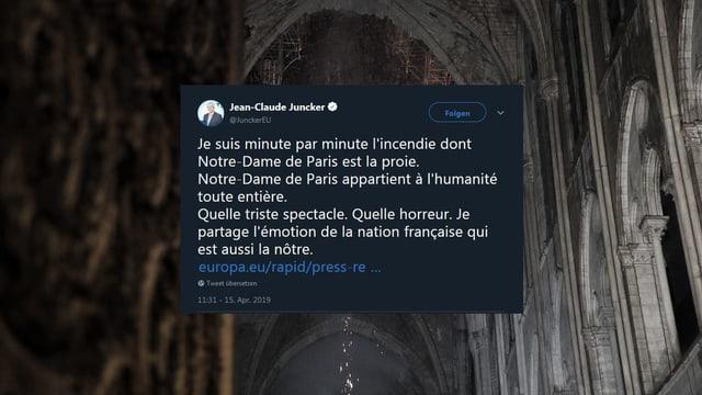 Reacziun Jean-Claude Juncker