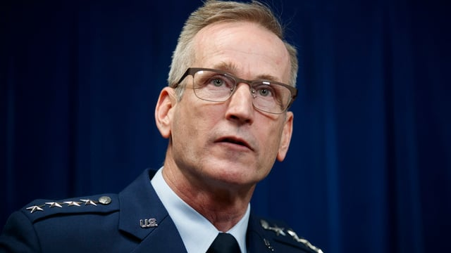 US-General Terrence O'Shaughnessy.