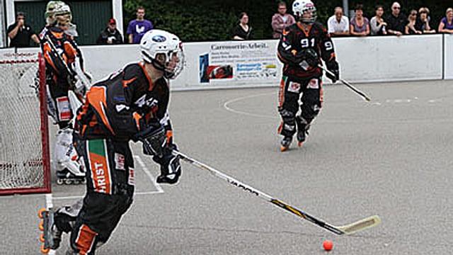 Inlinehockeyspiel