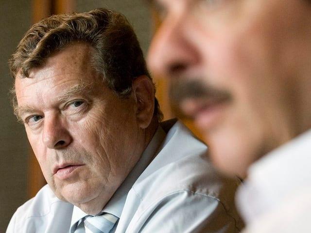 Toni Bortoluzzi, Nationalrat (SVP/ZH)