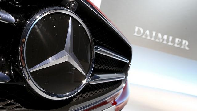 Daimler im Visier