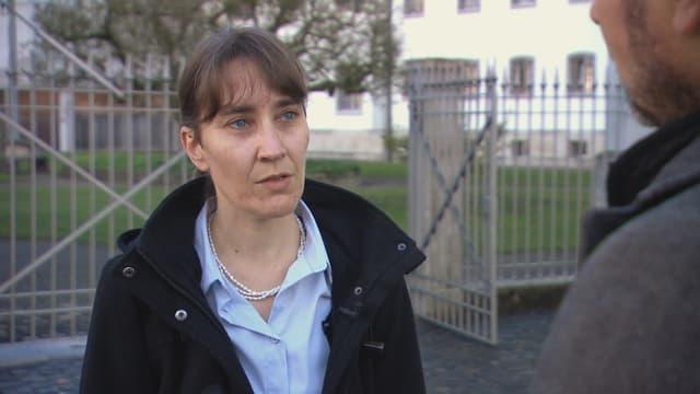 Video «Restaurative Justiz stellt Opfer ins Zentrum» abspielen