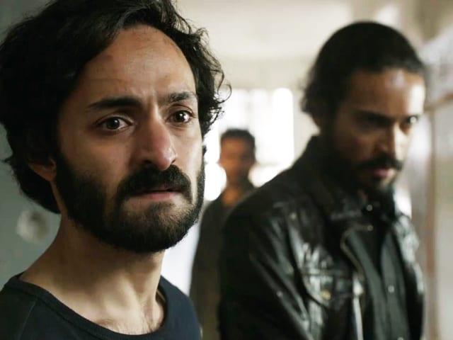 Alireza Bayram in «Homeland».