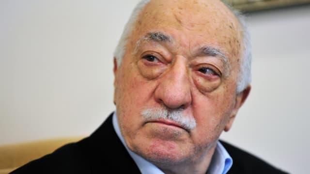 Feindbild von Erdogan: Fethullah Gülen.