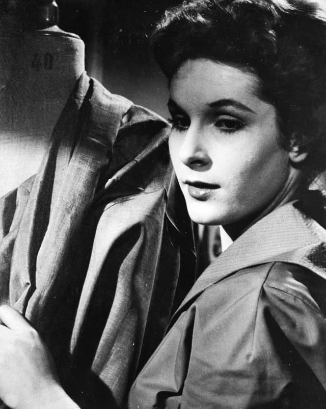 Portrait von Anna Marti.