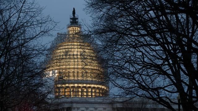 Il senat a Washington.