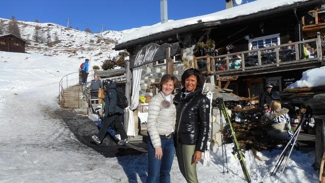 Video «Restaurant Chez Vrony in Zermatt (VS) - Tag 3 (Siegerbeiz)» abspielen