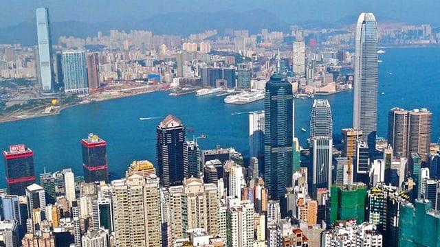 Video «Städte am Meer – Hong Kong» abspielen