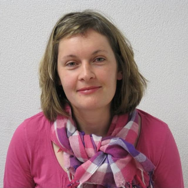 Daniela Berther, terapeuta da colurs