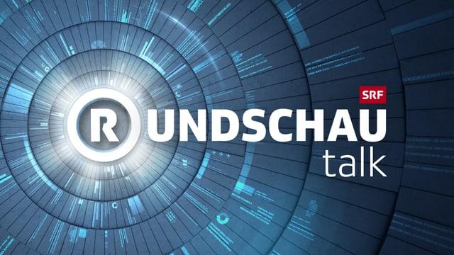 Logo der Rundschau talk