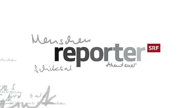 Logo «Reporter»