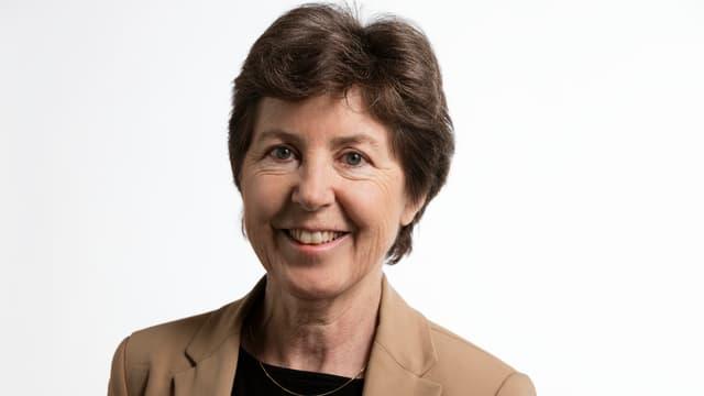 Kathy Riklin.