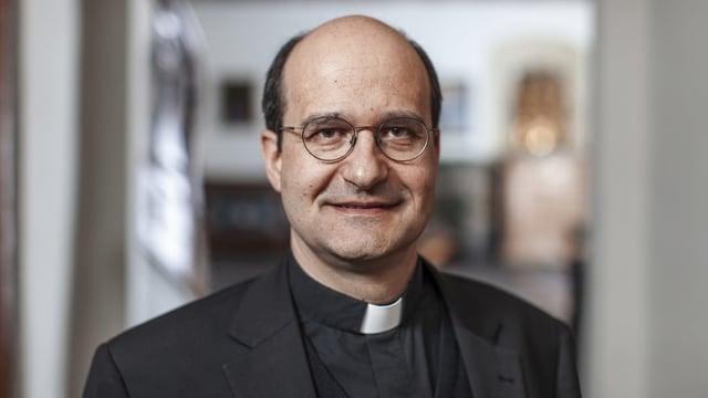 Martin Grichting, Generalvikar vom Bistums Chur.