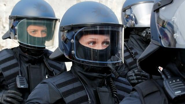 Bevölkerung von NRW vertraut der Polizei