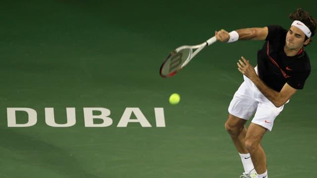 Roger Federer verbringt mehrere Wochen im Jahr an seinem Zweitwohnsitz in Dubai.