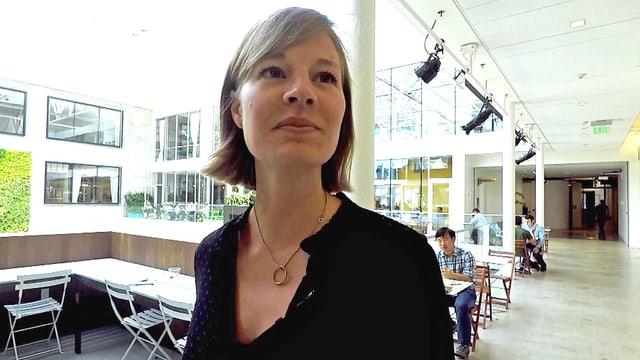 Portrait Anita Roth