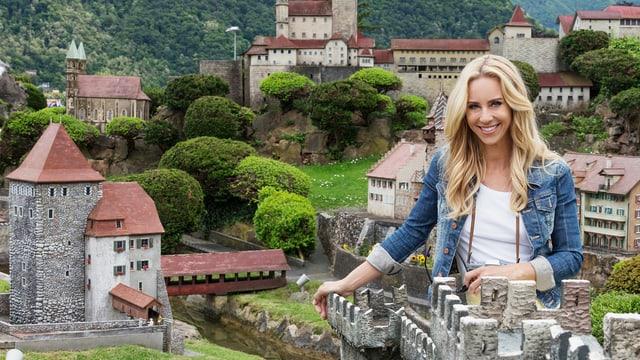 Video ««Ciao Ticino!» – Eine musikalische Zeitreise mit Nicole Berchtold» abspielen
