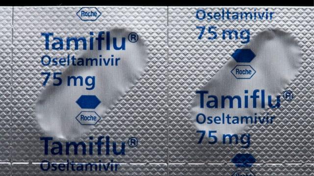 Audio «Tamiflu - Interview mit Prof. Peter Suter, Swiss Medical Board» abspielen