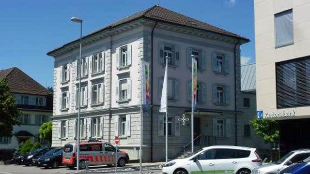 Haus an Strasse