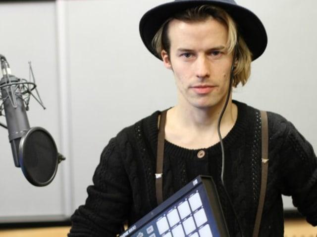 Musiker Tobias Jundt