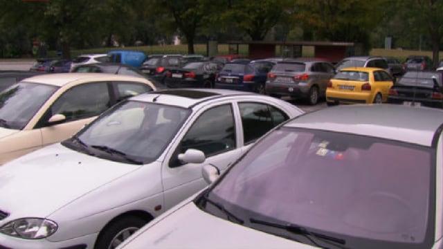 autos parcads sin in parcadi