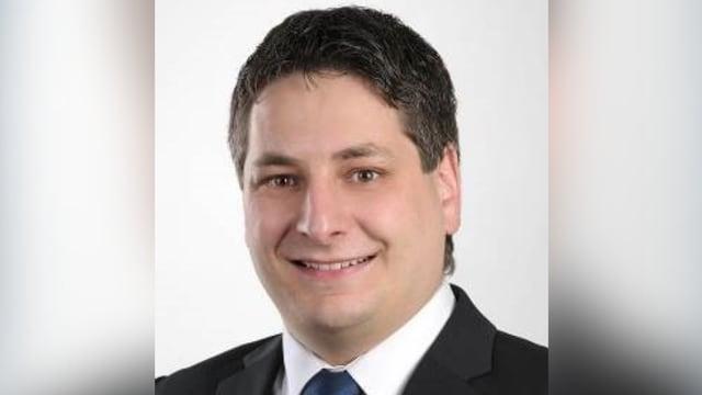 Thomas Candrian, il nov president communal da Sagogn.