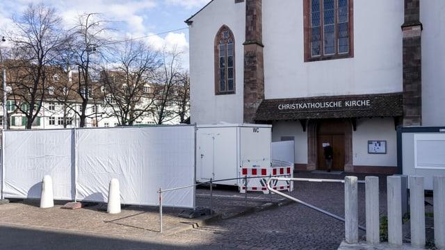 Predigerkirche.