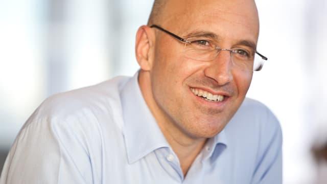 Portrait des King-CEOs Riccardo Zacconi