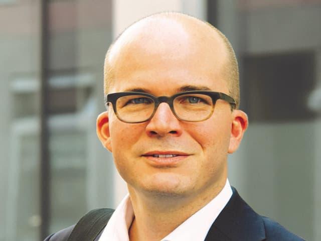 Michael Zeugin.